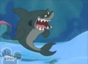 Cartoons For Children Goofy's Extreme Sports   Shark Feeding