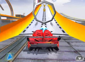 Extreme Sports Car Stunts 3D   Android gameplay