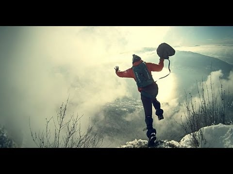 GoPro Extreme Base Jumping & Skydiving Awesome 2013 |HD|
