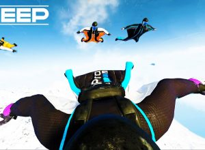 STEEP: EXTREME SPORTS STUNTS, CHALLENGES AND FAILS – STEEP LEVELING UP & BUYING GEAR – Funny Moments