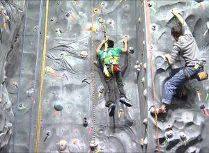 Adaptive Extreme Sports – Rock Climbing (Wheelchair user) (Paraplegic)
