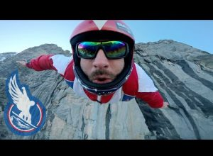Extreme Sports for Extreme Needs | Birds Eye View Project