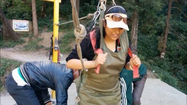 Rishikesh Adventure sports – FlyingFox