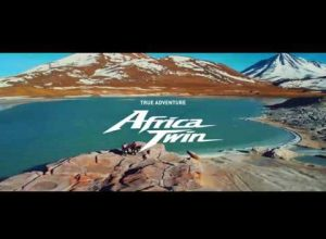 The NEW 2018 Africa Twin Adventure Sports