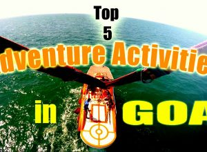 Top 5 Adventure Sports in Goa, India – 2016 | Touring Travellers