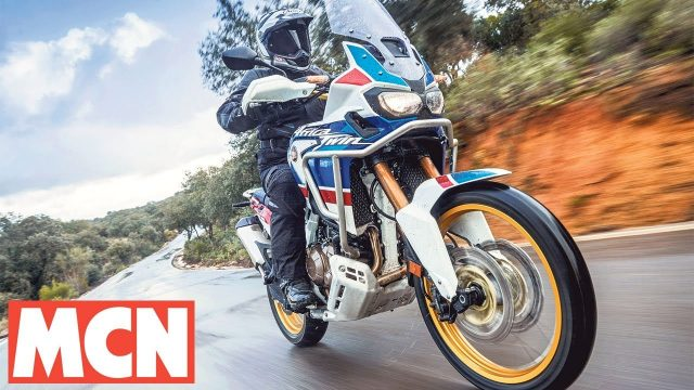 Honda Africa Twin Adventure Sports | First Ride | Motorcyclenews.com
