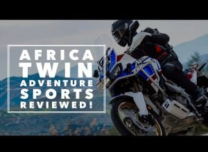 Honda Africa Twin Adventure Sports (2018) – first ride | BikeSocial